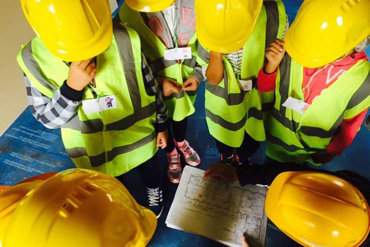 Progetto Didattico Il cantiere a misura di bambino
