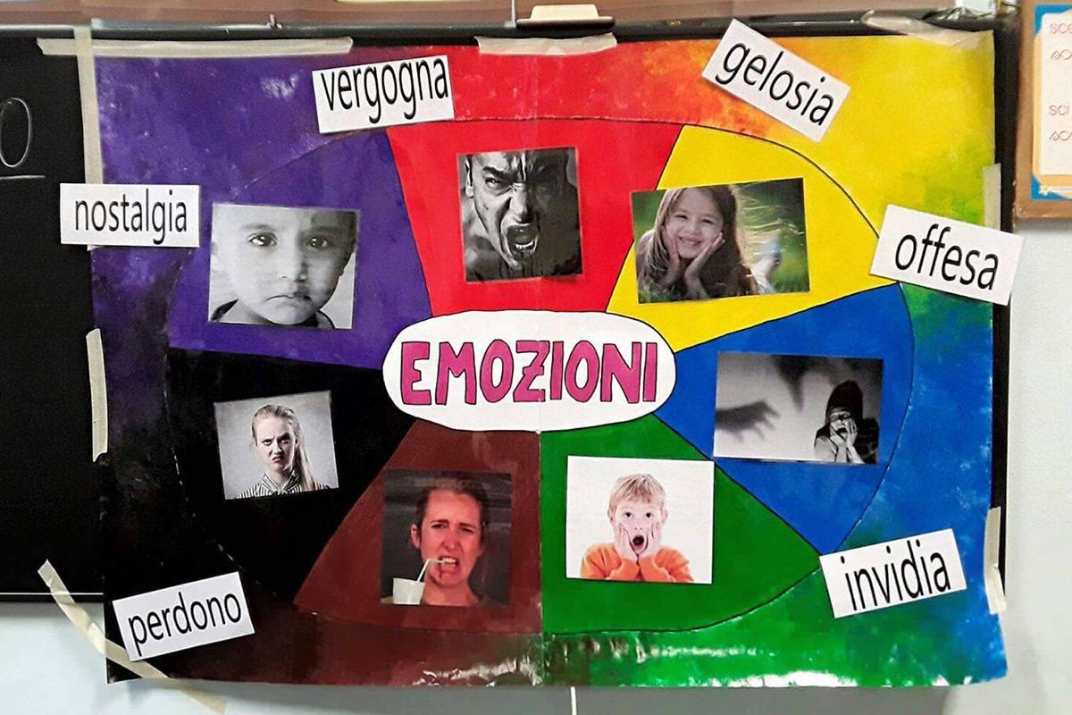 Progetto Didattico Emozioni a colori